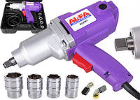 Гайковерт электрический ключ ударный ALFA 2000W 700NM