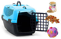 Транспортер GULLIVER для переноски животных+корм