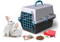 Транспортер сумка для переноски животных собак кота+корм