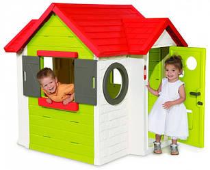 Дитячі будиночки пластикові