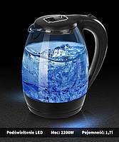 Электрический чайник  CAMRY CR 1235 1.7 л 2200 W