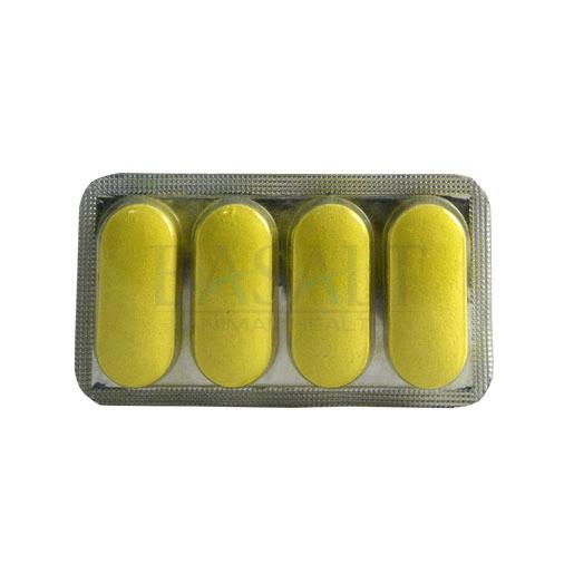 Свечи внутриматочные с фуразолидоном пенообразующие 4 шт. в уп. (Базальт)
