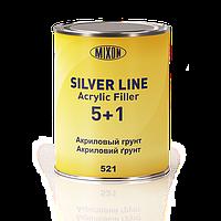 Автомобильный акриловый 2-К грунт Silver Line Mixon 5+1. 0,8л.