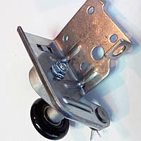 Ролик RBG100L нижний левый для ворот гаражных секционных Alutech ролет