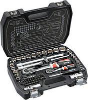 Набор комплект инструментов ключей YATO YT-38782 XXL 72 элемента