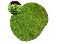 Ковер SHAGGY GALAXY зеленый овальный 120x170