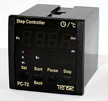 Шаговый температурный регулятор с таймером ПИД PID контроль температуры в зависимости от времени купить цена