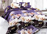 Двуспальный набор постельного белья 180*220 из Полиэстера №211 Черешенка™