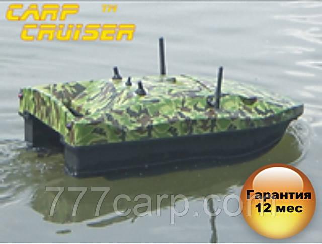 CarpCruiser Boat-SC Кораблик прикормочный радиоуправляемый для доставки снастей в точку лова рыбы