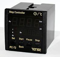 Термоконтроллер Шаговый с таймером ПИД PID контроль температуры в зависимости от времени купить цена