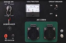 Дизельный генератор IRON ANGEL EGD 5000 CLE, фото 2