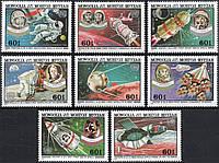 Монголия 1982 космос - MNH XF