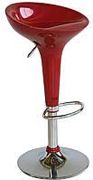 Барный стул высокий Home4You AMIGO  Red