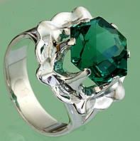 Срібний перстень з кварцом