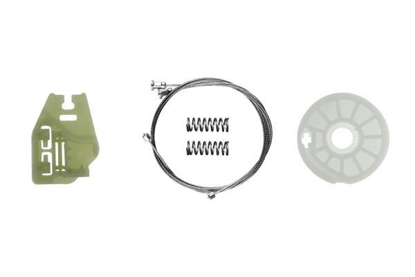 Ремкомплект механизма стеклоподъемника задней левой двери BMW X5 E53 2000-2007