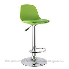 Барный стул для кафе Home4You AXEL  green