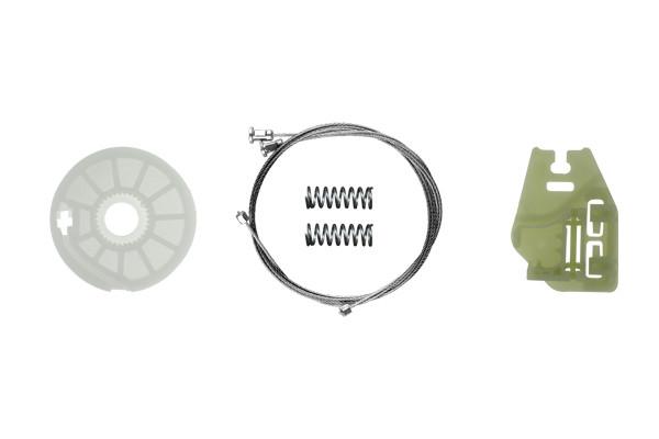 Ремкомплект механизма стеклоподъемника задней правой двери BMW X5 E53 2000-2007