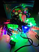 Гирлянда светодиодная  Елки 5 м  40 LED