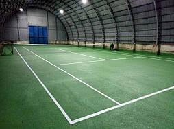 Спортивное покрытие для тенниса 24