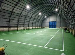 Спортивное покрытие для тенниса 25