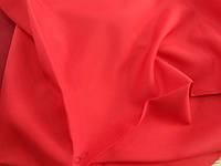 Костюмная ткань габардин ( красный 008)