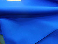 Костюмная ткань габардин (синий 011)