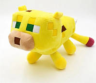 Игрушка Оцелот (кот) из Майнкрафт minecraft