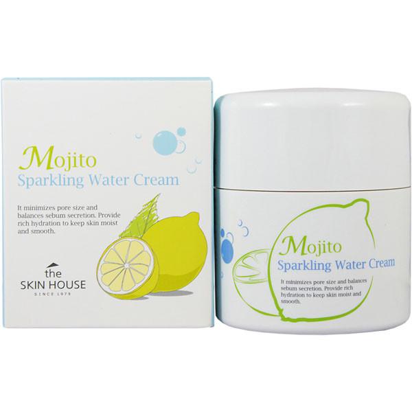 Крем с газированной водойThe Skin House Mojito Sparkling Water Cream