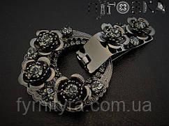 Кліпса шубна (шубний гачок) 030, black