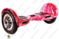 Гироскутер Smart Balance PRO 10 Розовый космос