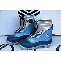 Ботинки для беговых лыж Alpina Frost б/у