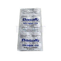 Празифен-250 таблетки №10 (со вкусом говядины) (Базальт)  препарат от глистов для животных