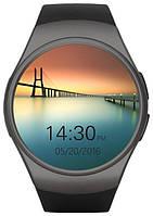 Часы умные с симкартой часы телефон смарт часы UWatch Smart KW18