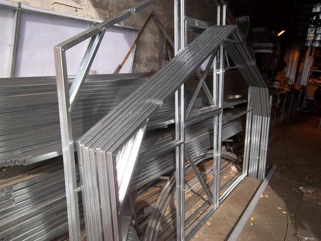 производство теплиц под поликарбонат Запорожье
