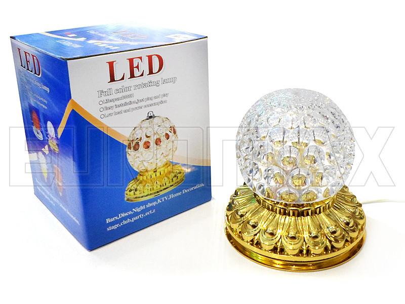 Светодиодная вращающаяся лампа (без обменов, без возвратов) RHD-97-1