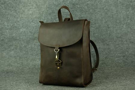 Женский рюкзачок «Венеция» XL |11928| Шоколад