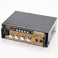 Усилитель звука AK-698E, стерео усилитель звука