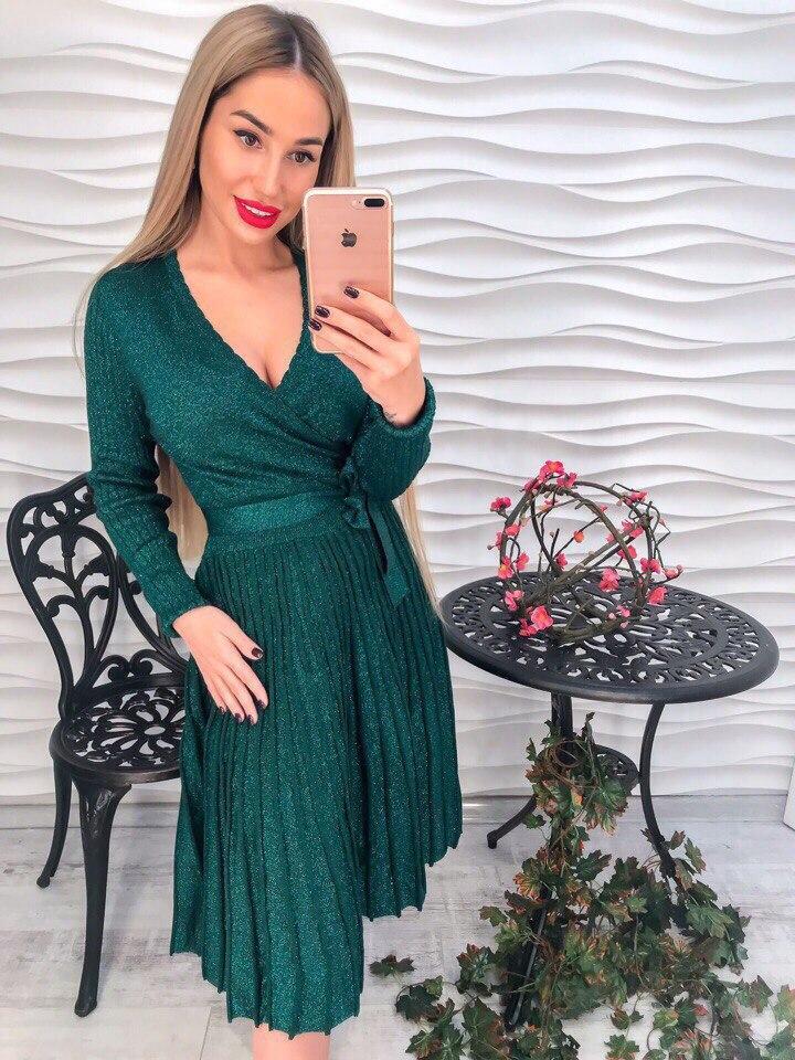 Стильное и элегантное платье. (329)
