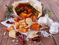 Как приготовить полезные домашние чипсы