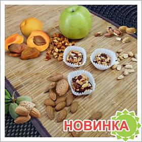 Скоро в продаже! Натуральные фруктово-ореховые конфеты