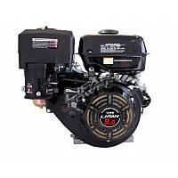 Двигун LIFAN 177FD бензин-газ 9 л. с. з електростартером (шпонка 25 мм)