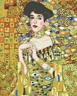 Живопись камнями Портрет Адели Блох-Бауэр. Густав Климт (40х50см)