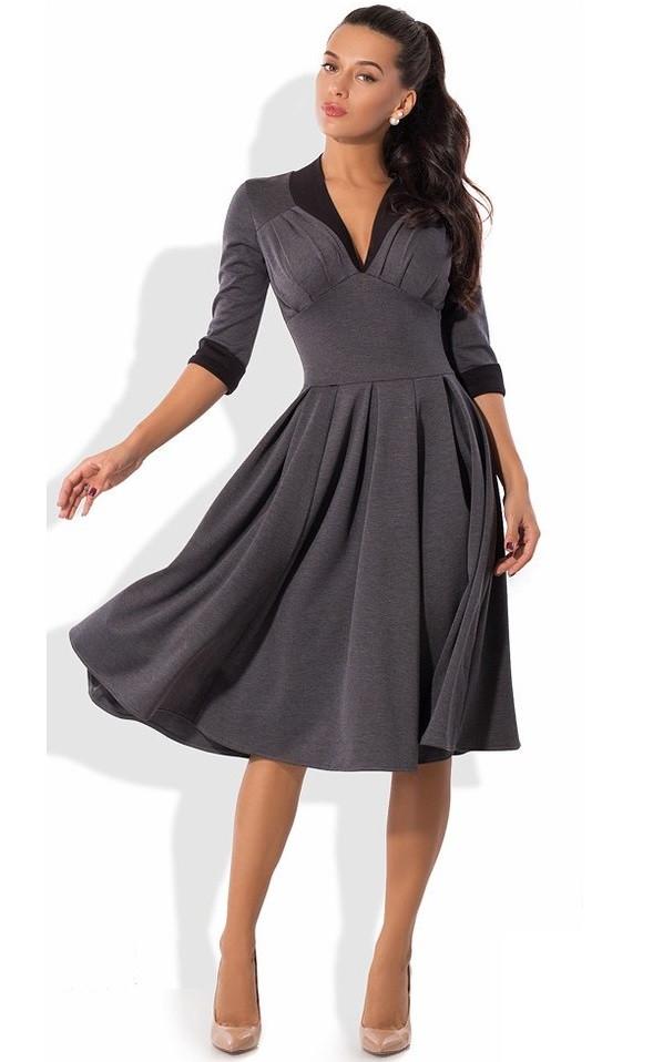 35d1c35c366 Платье Миди с Пышной Юбкой — в Категории