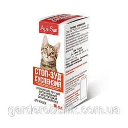 STOP-ITCH suspension СТОП-ЗУД суспензия для кошек