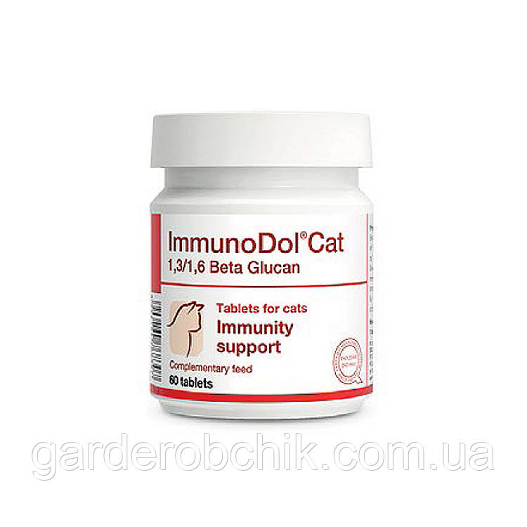 ImmunoDol® Cat – ІмуноДол Кэт 60 шт.