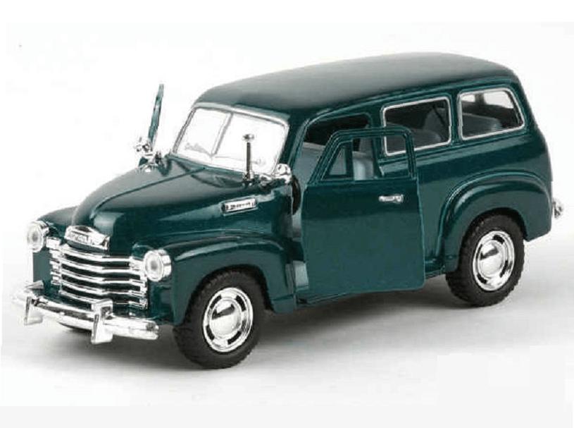 Металлическая модель kinsmart Chevrolet Suburban