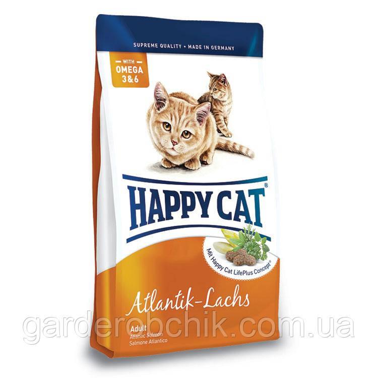HAPPY СAT «ATLANTIK LACHS» 4 кг