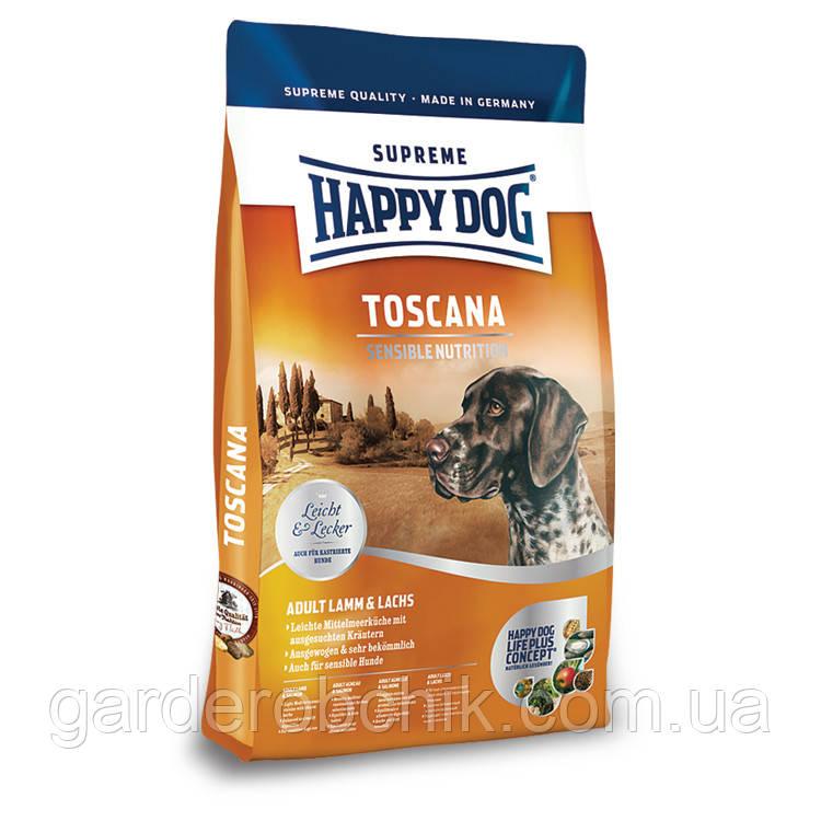 HAPPY DOG «SUPREME SENSIBLE TOSCANA» 12,5 кг