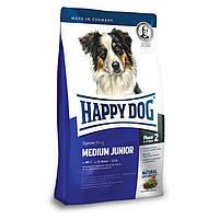 HAPPY DOG «MEDIUM JUNIOR» 4 кг
