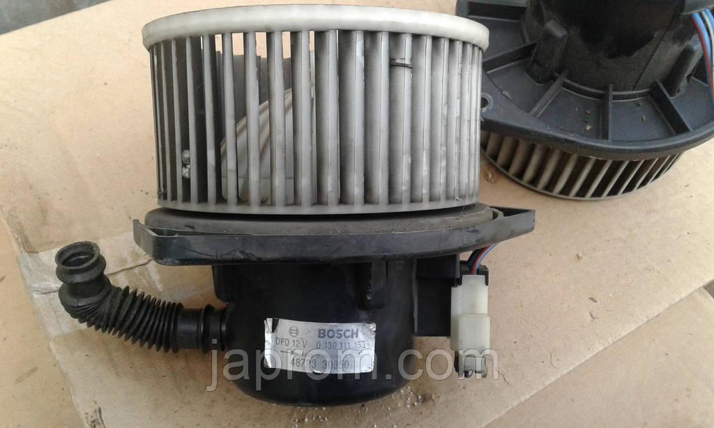 Моторчик печки мотор вентилятор печки отопителя Nissan Primera  Р10 1990-96 г.в  Р11 1996-02 г.в